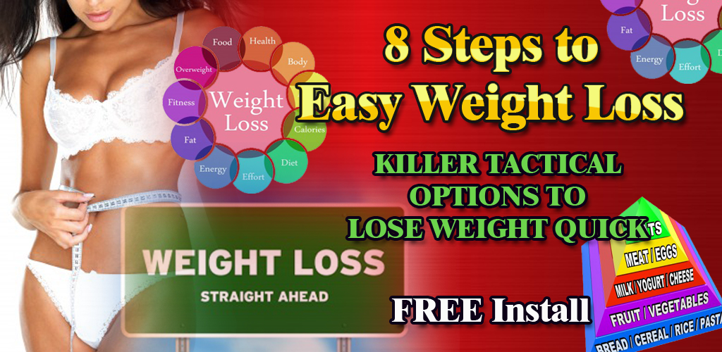 8 Steps to Easy Weight Loss Feature