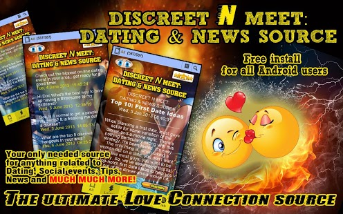 Discreet N Meet Dating Source Feature