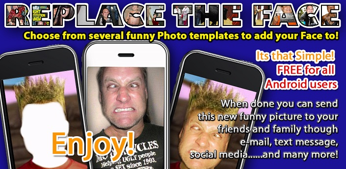 Replace the Face Picture Game Feature
