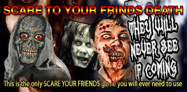 Scare To Your Friend I Dare Feature