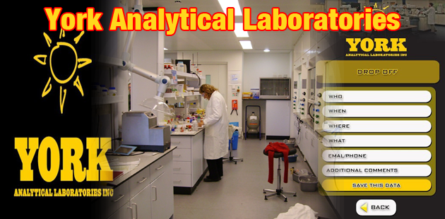 York Analytical Laboratories Feature