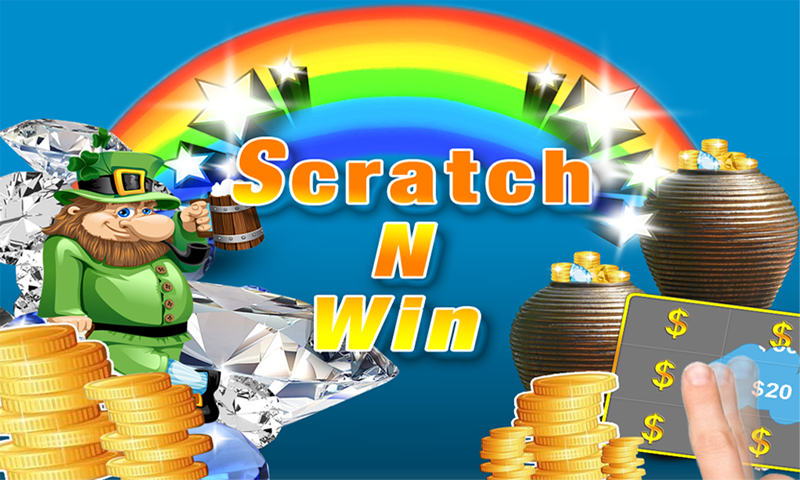 Scratch N Win Feature