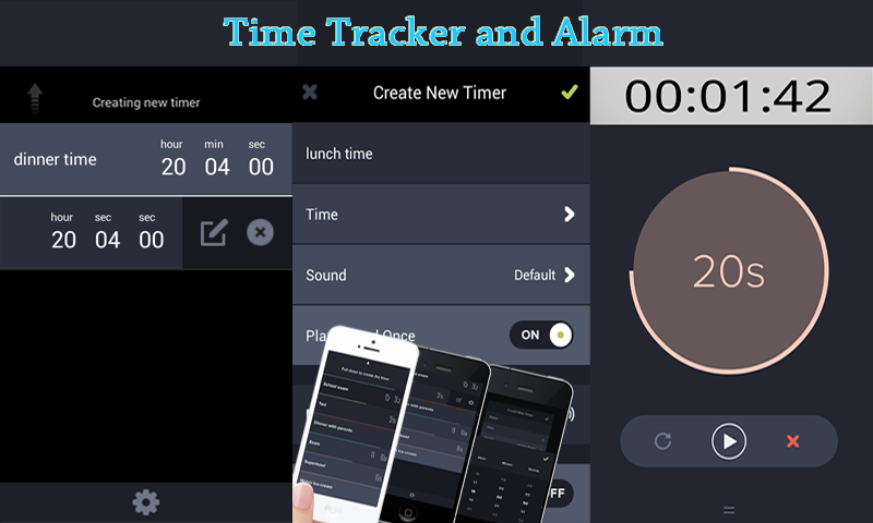 Alarm Scheduler Feature